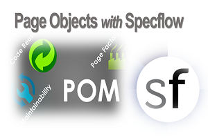 Specflow with Page Object